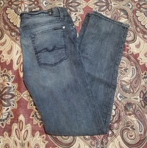 7 For All Mankind Slimmy Men's Denim
